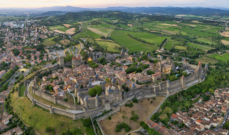 medieval-citadel-of-carcassonne